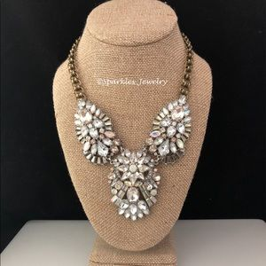 Chloe + Isabel Celestial Frost Statement Necklace